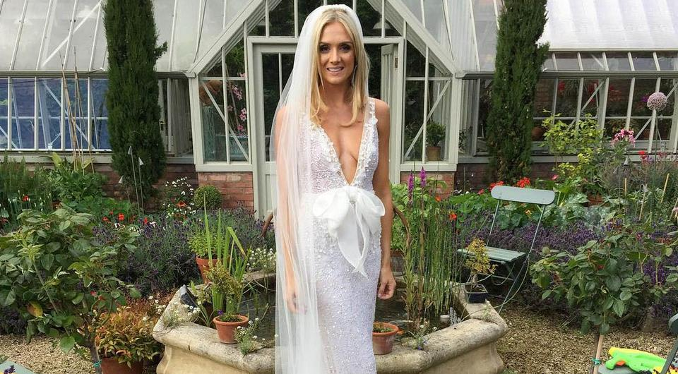 Irish Stylist Judy Gilroy Ties The Knot In Magnificent