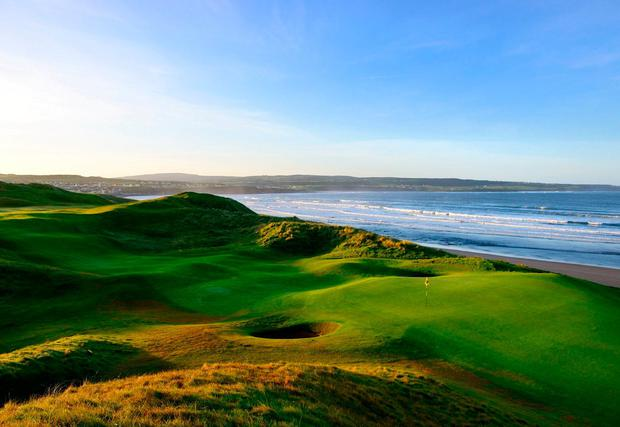 Defining what makes Lahinch so special is akin to describing that happy glow that comes with a well-struck drive