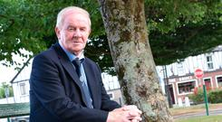 Michael Hughes is bringing the curtain down on a lifetime's involvement with the Irish Shows Association