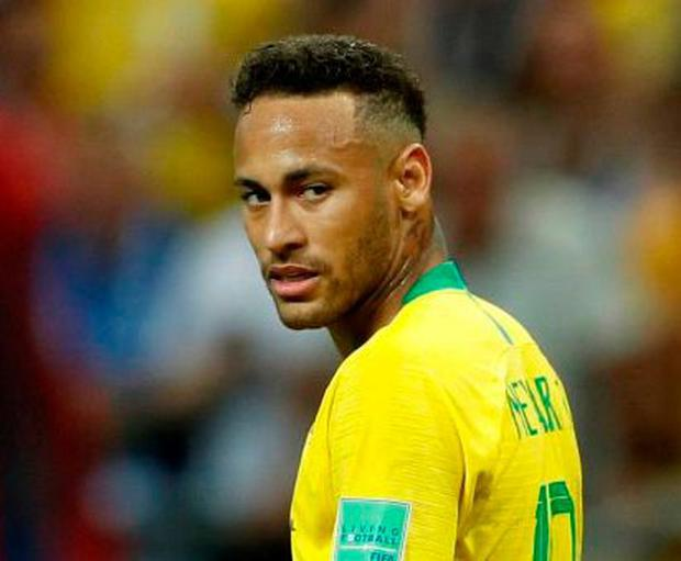 Brazil's Neymar. Photo: John Sibley/Reuters