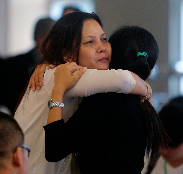 Unanswered questions: MH370 families angry at official report