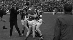 1967 All Ireland Final. PIC: RTE