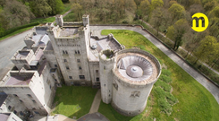 Gosford Castle. Photo: Maison Real Estate