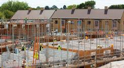 The land could deliver over 1,000 new houses. Stock photo: Bloomberg