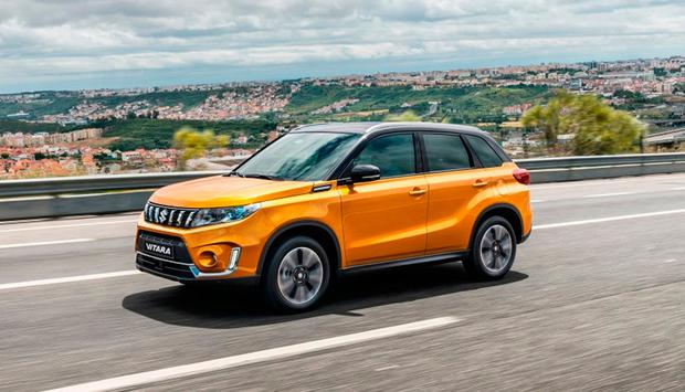 Revamped: Suzuki Vitara