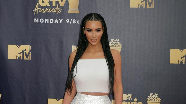 Brooklyn Nine-Nine star airs concerns over Kim Kardashian West weight comments (Francis Specker/PA)