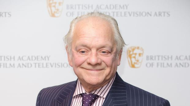 Sir David Jason (Dominic Lipinski/PA)