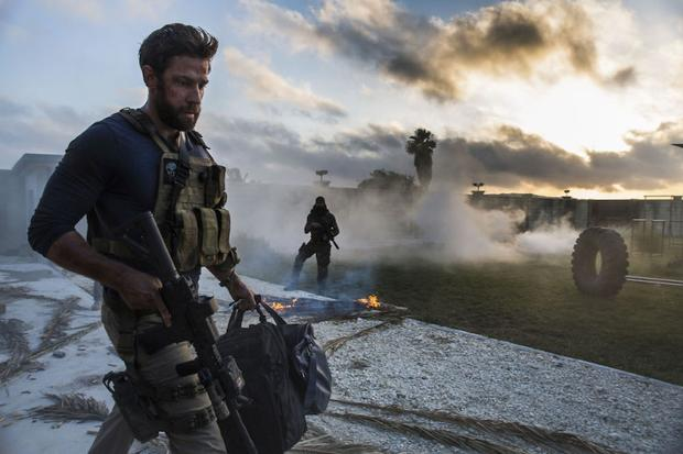 John Krasinski in Jack Ryan. Photo by Paramount/Kobal/REX/Shutterstock