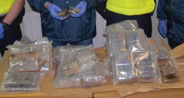 The cannabis was discovered as part of investigation into the sale and supply of illegal drugs in the northern region, in particular the Sligo/Leitrim division.