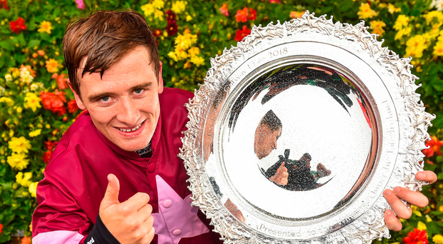 Gordon Elliot's great year continues as 33/1 Clarcam claims Galway Plate in style