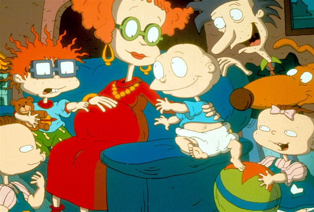 The original Nickleodeon series Rugrats