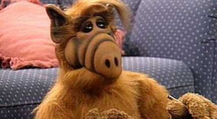 ALF originally aired from 1986 to 1990. PIC: YouTube