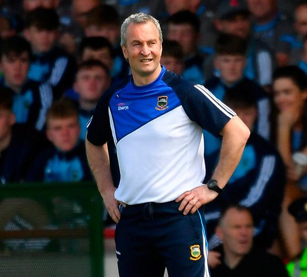 Michael Ryan has stepped down as Tipperary manager. Photo: Piaras Ó Mídheach/Sportsfile