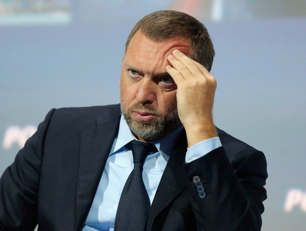 Billionaire Oleg Deripaska. Photo: Bloomberg