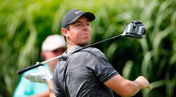 BMW Championship, final round: Rory McIlroy in contention but must make up ground on leaders