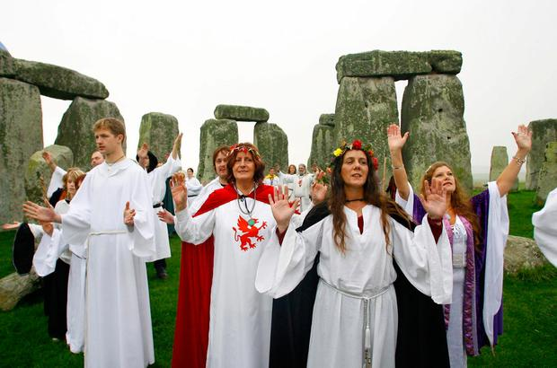 Stonehenge draws hundreds of thousands of visitors a year. Picture: PA
