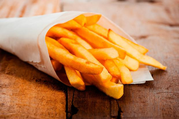 Frites: row over their origins