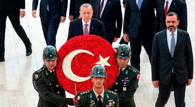 Turkey 'will retaliate' over US sanctions as crisis grows