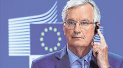 The European Union's chief Brexit negotiator Michel Barnier Picture: REUTERS/Yves Herman