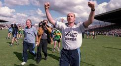 Tom Carr during his time as Dublin football manager