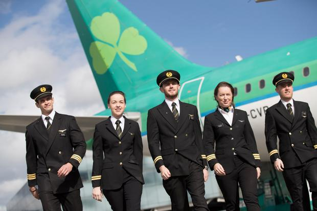 Profits soar at Aer Lingus and parent group, IAG
