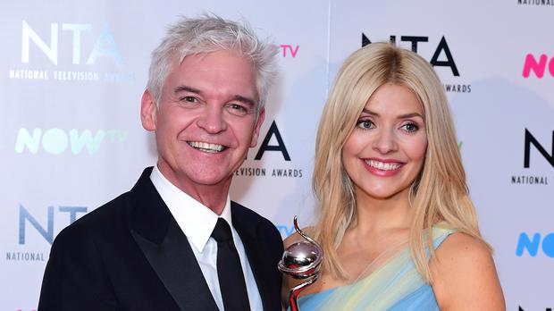 Holly Willoughby and Phillip Schofield are on a summer break from This Morning (Ian West/PA)