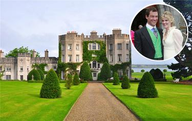 It's a good advertisement for a wedding': Dominic West to turn