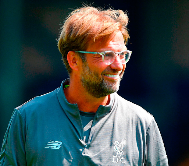 Liverpool Manager Jurgen Klopp. Photo: Anthony Devlin/PA