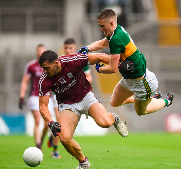Jason Foley starts for Kerry against Kildare