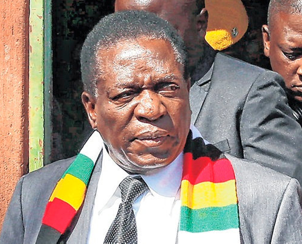 Emmerson Mnangagwa has urged his oponent to call for 'peace and unity'