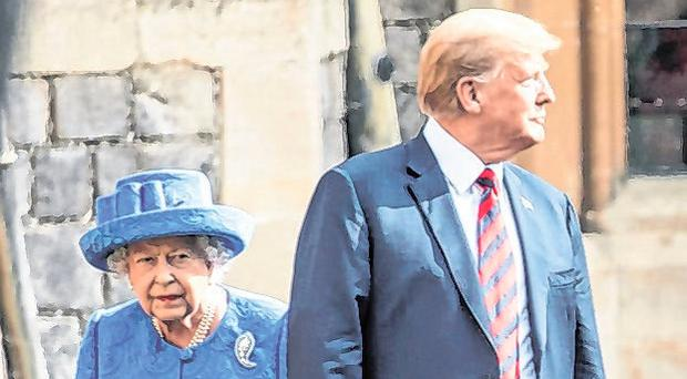 Trump to make state visit to UK in June - but no sign of a stopover in Ireland yet