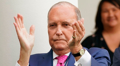 Kudlow: 'We will have announcements, I hope, in the next 30 or so days' Image: AP Photo/Pablo Martinez Monsivais