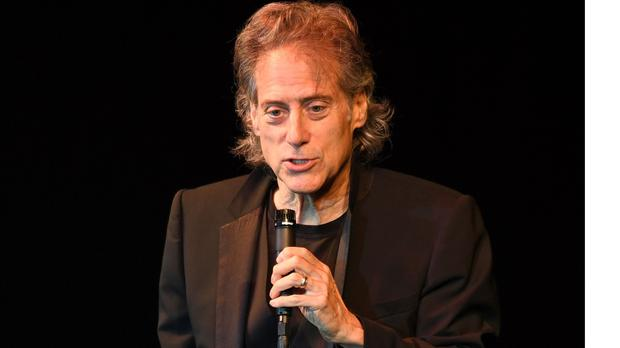 Richard Lewis is marking 24 years sober (Larry Marano/REX/Shutterstock)