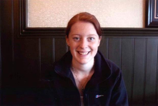 Samantha Eastwood who was last seen leaving work at Royal Stoke Hospital at 7.45am on Friday, July 27.