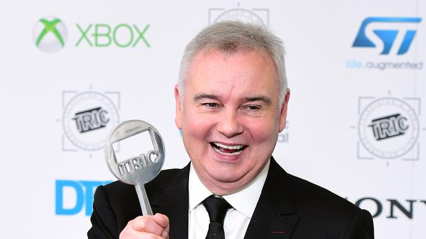 Eamonn Holmes has revealed on social media he has shingles. (Ian West/PA)