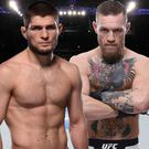 Conor McGregor v Khabib Nurmagomedov is on this October