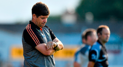 Kerry manager Eamonn Fitzmaurice against Kildare