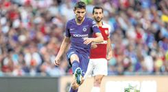 Jorginho has blossomed into one of Europe's most coveted players under Maurizio Sarri's guidance. Photo: Reuters