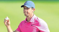 Rory McIlroy: 'I don't need to change my game'. Photo: Getty Images