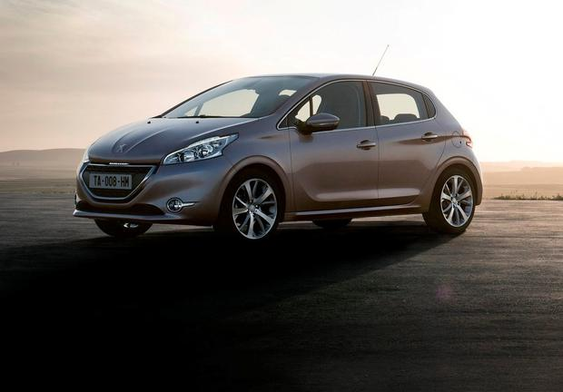Peugeot were top of the list for Top 10 cars of 2017
