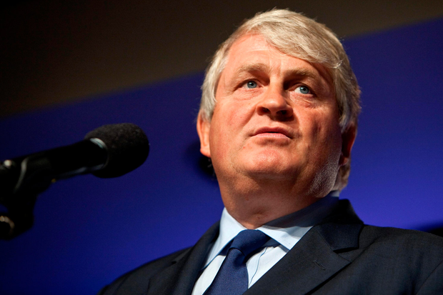 Businessman Denis O'Brien. Photo: Bloomberg