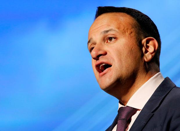 Taoiseach Leo Varadkar. Photo: Steve Humphreys