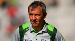 Peter Keane: In frame for Kerry job. Photo by Stephen McCarthy/Sportsfile