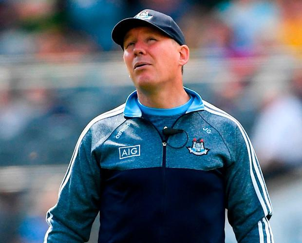 Dublin manager Jim Gavin. Photo: Piaras Ó Mídheach/Sportsfile