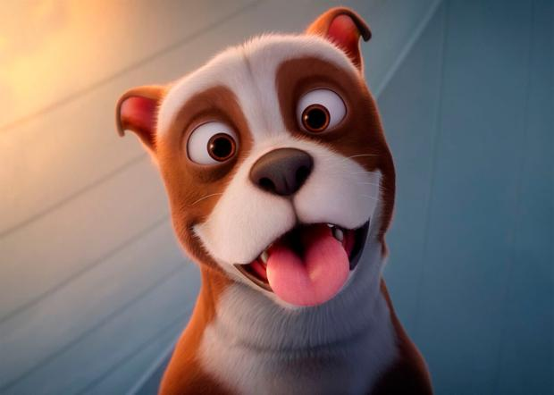 Images from the new animated film 'Sgt Stubby: An Unlikely Hero', for which €3m in funding was raised in Ireland