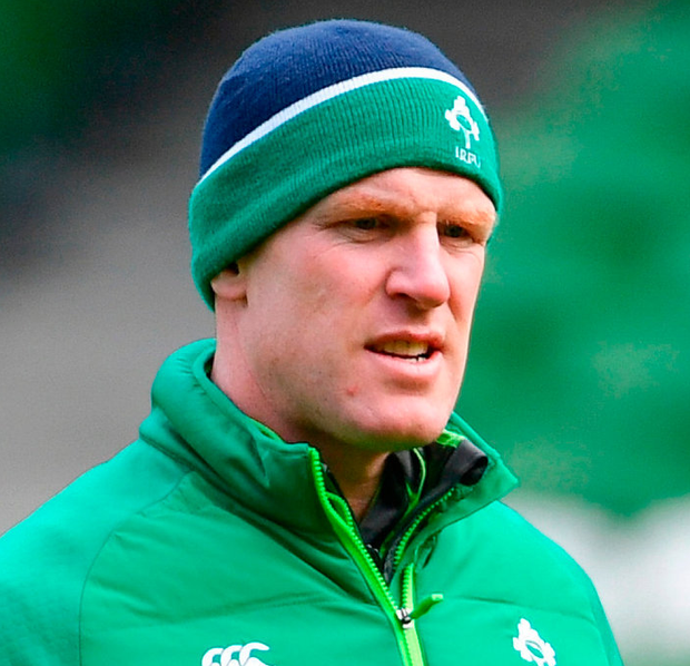 O'Connell will link up with long-time friend and former Young Munster and Munster team-mate Mike Prendergast. Photo: Ramsey Cardy/Sportsfile