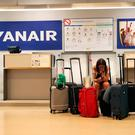 Members of the travel industry claim airline prices have taken off due to a lack of competition as passengers shy away from Europe's biggest budget carrier. Photo: REUTERS