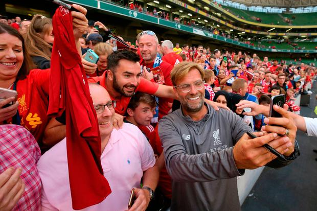 Liverpool finish pre-season by beating Torino