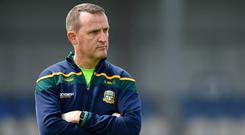 Meath senior football manager Andy McEntee. Photo: Harry Murphy/Sportsfile