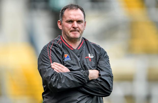 O'Rourke has managed Louth and has had coaching roles in Kildare and Down in recent years and is understood to be among the names under consideration. Photo: Brendan Moran/SPORTSFILE